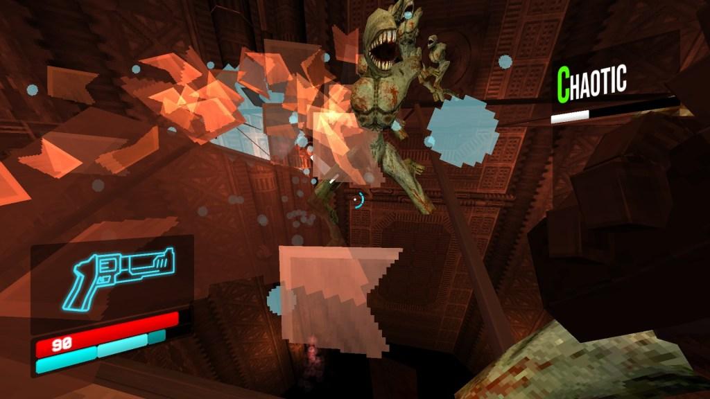 ultrakill gameplay