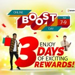 boost online day september