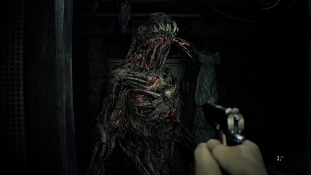 best horror games ps4