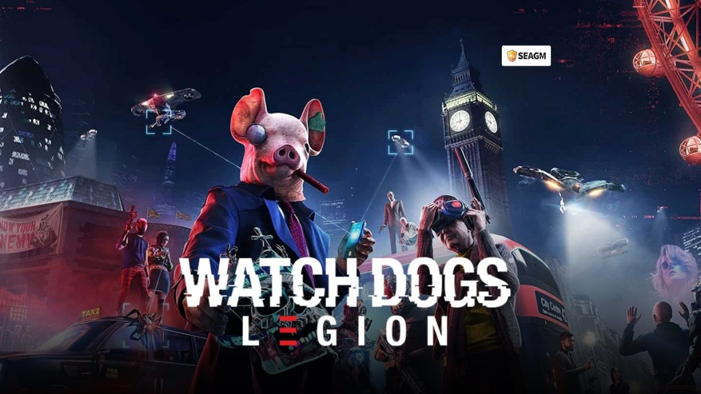watch dogs legion cd key