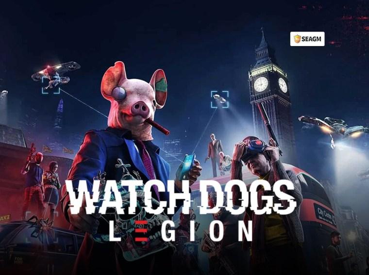 watch dogs legion cd key