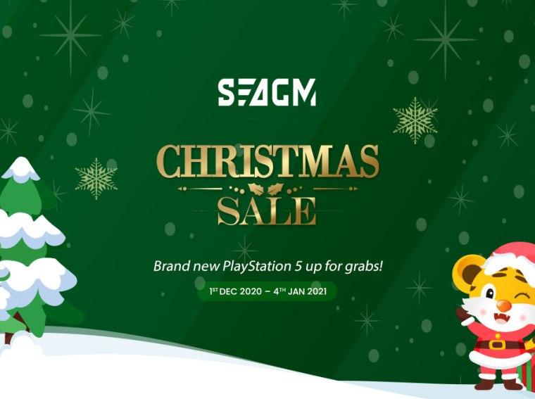 seagm-christmas -sale-playstation5