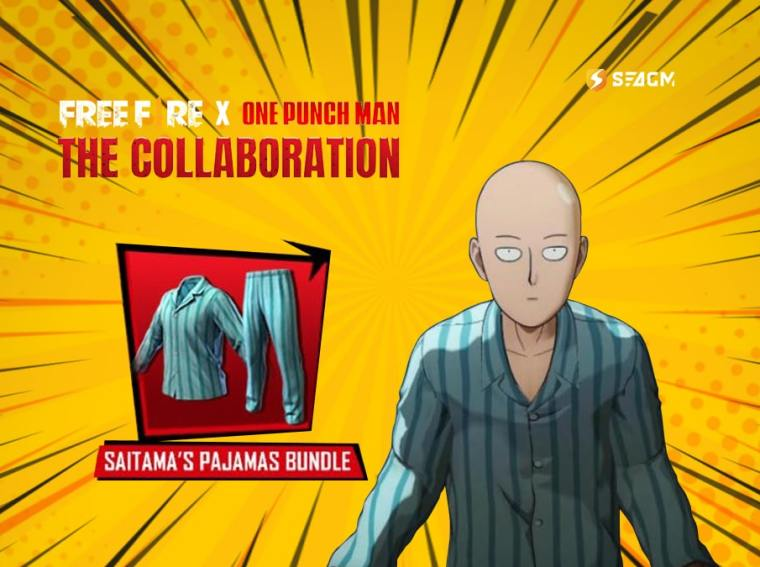 one punch man free fire