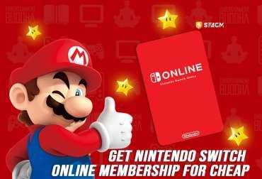 nintendo switch online eshop code