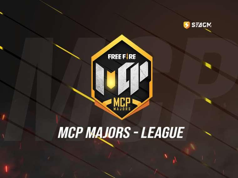 Garena Free Fire MCP Majors