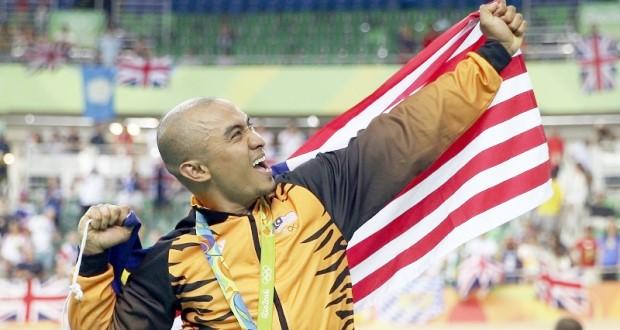 里约奥运】大马选手阿兹祖成功夺得铜牌! | 马来西亚诗华日报新闻网