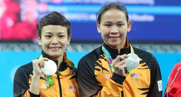 里约奥运】马跳水创歷史小潘俊虹跳出银牌| 马来西亚诗华日报新闻网
