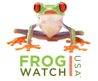 Image result for frogwatch usa logo