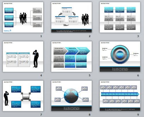 ppt templates free business news