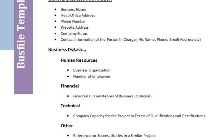 business templates for word