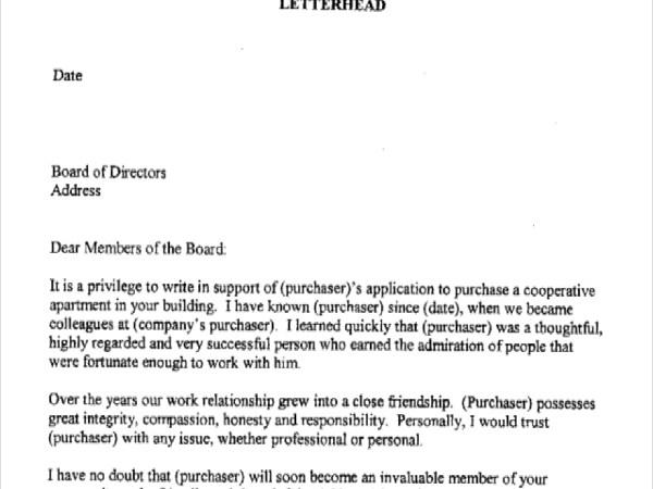 business referral letter