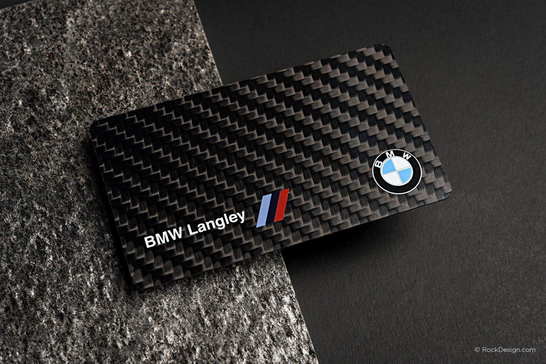 Carbon Fiber Business Cards News