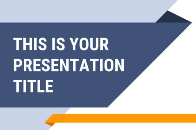 Template Powerpoint Business