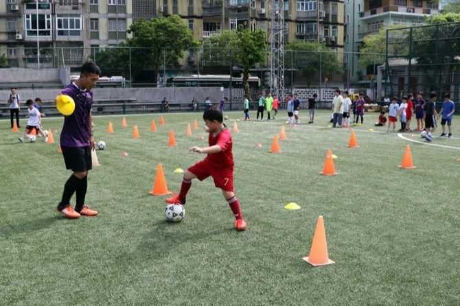 Sports committees visit Summer Activities