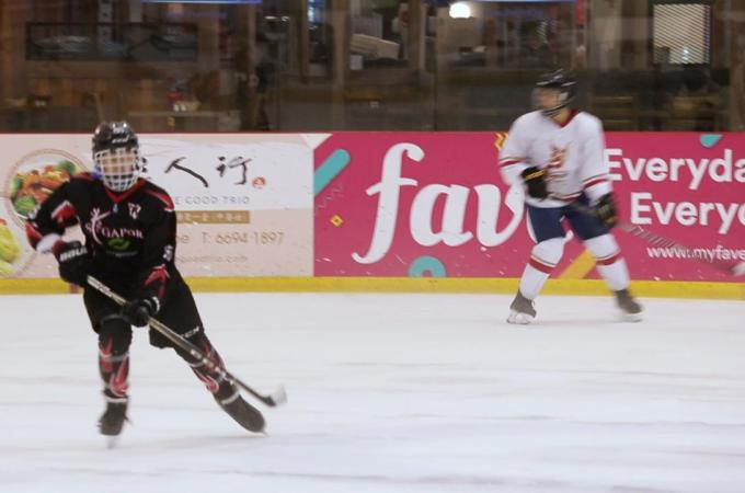 Winter sports: Youngsters with the cutting edge on ice, Sport News & Top Stories