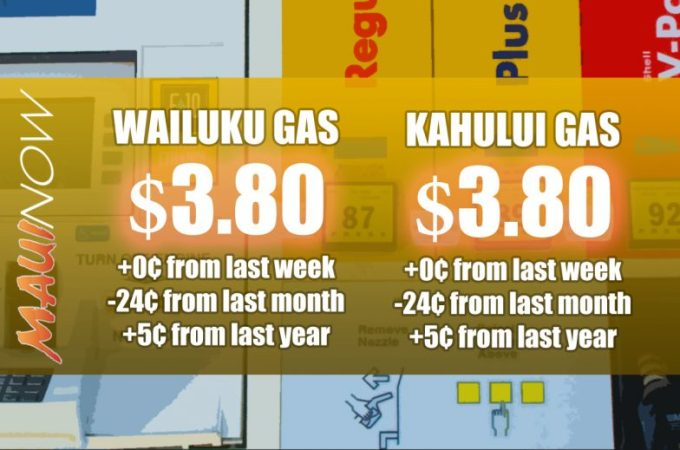 Maui Now : Maui Gas Prices Drop for 7th Week Straight