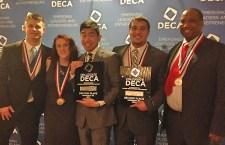 DECA winners photo