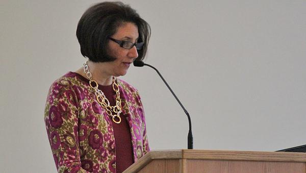 President Cheryl Roberts