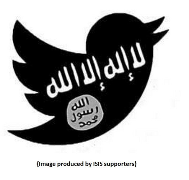 Image result for terrorists on twitter