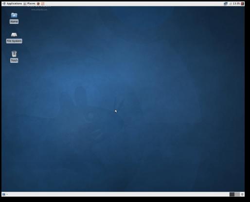 Xubuntu 9.10 Alpha 4