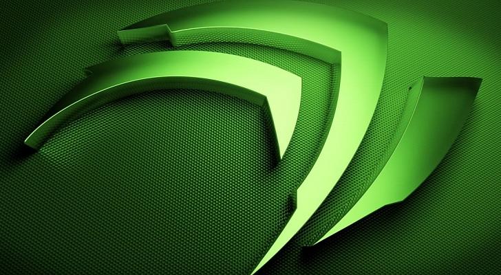 El logotipo de Nvidia