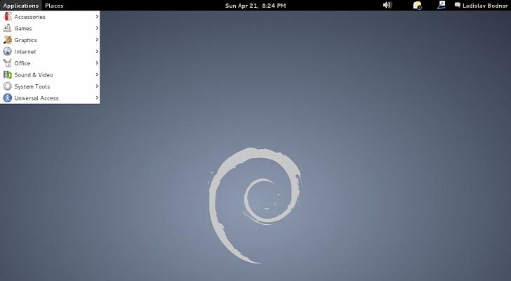 Debian GNU/Linux 7