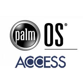 PalmSource an ACCESS Company Logo