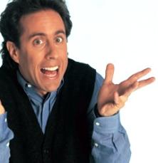 Seinfeld Toothbrush