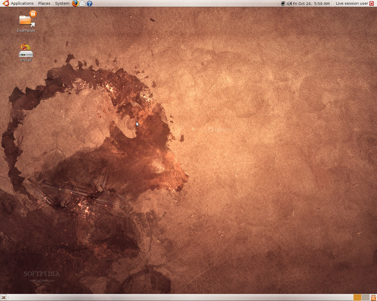 Click para ir à página da Softpedia com mais Screenshots.