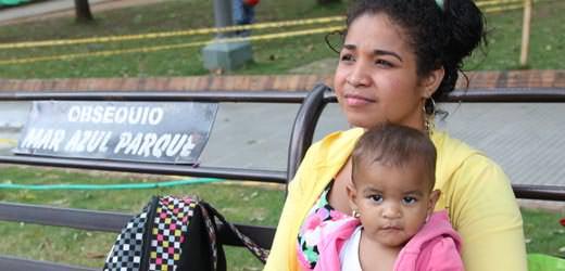 Kolumbien: Venezolanische Flüchtlingskinder in Gefahr