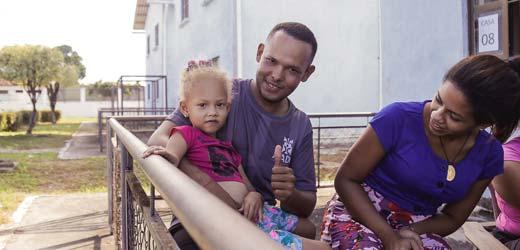 Brasilien: Hilfe für Flüchtlinge aus Venezuela
