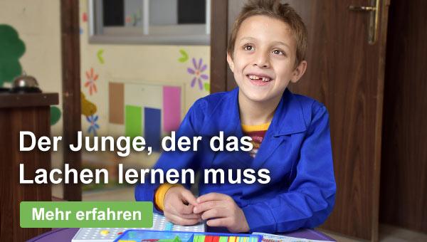 Die erste Petition von Kindern für Kinder: Eine Familie für jedes Kind auf dieser Welt. Jetzt mitmachen!