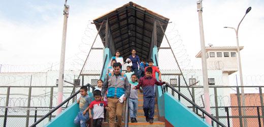 Wenn Eltern ins Gefängnis müssen: SOS-Pilotprojekt in Peru