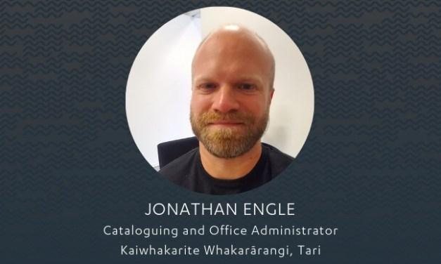 Meet the team | Jonathan Engle