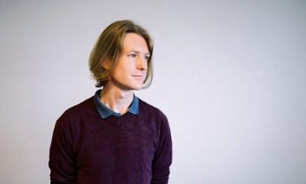 Glen Downie discusses 'light speckled droplet'