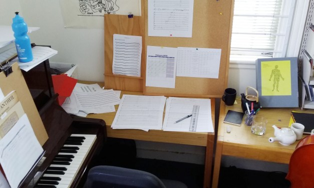 Composer Spaces | Michael Norris