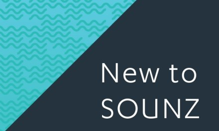 New To SOUNZ August 2019