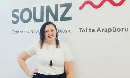 Keri-Mei Zagrobelna MAI Intern at SOUNZ