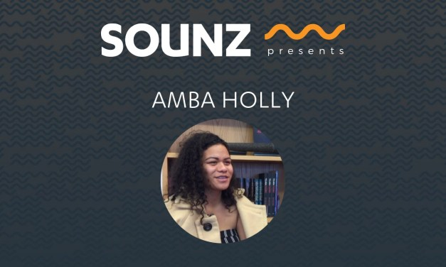 Amba Holly | Waiata Māori Music Award winner