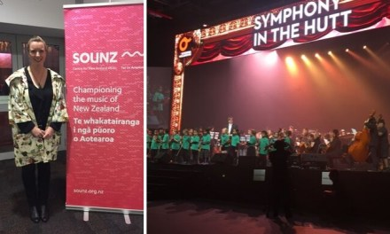 SOUNZ Commission for Orchestra and Sistema Youth Orchestra 2020
