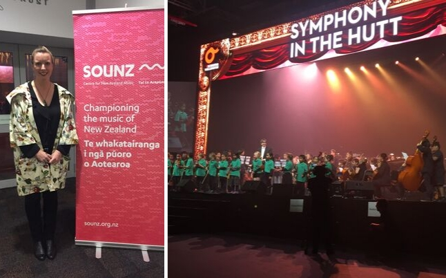 SOUNZ Commission for Orchestra and Sistema Youth Orchestra 2020 - feautured image