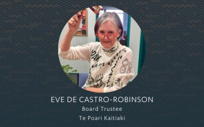 Meet the Board | Eve de Castro-Robinson