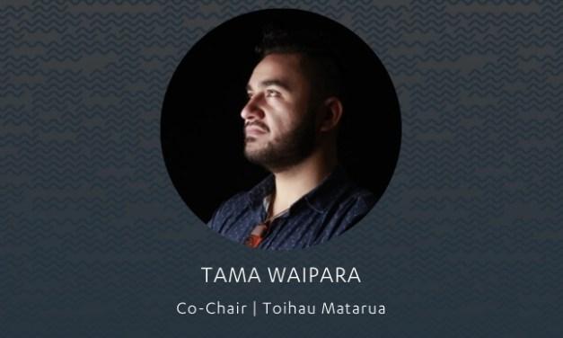 Meet the Board   Tama Waipara