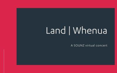 Land | Whenua