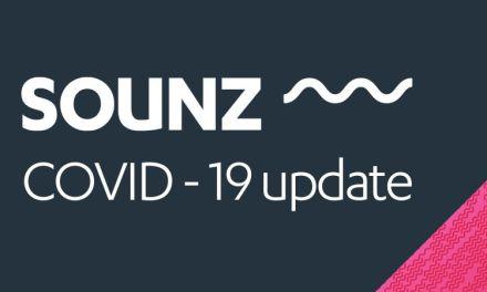SOUNZ COVID – 19 update