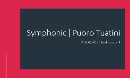 Symphonic | Puoro Tuatini