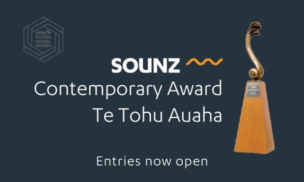 2020 SOUNZ Contemporary Award | Te Tohu Auaha