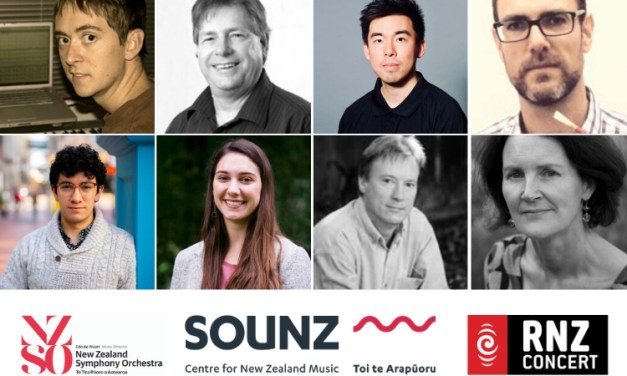 2020 NZ Composer Sessions
