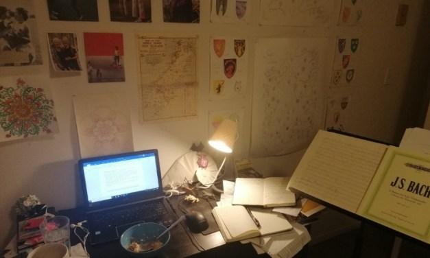 Composer Spaces | Alex Taylor