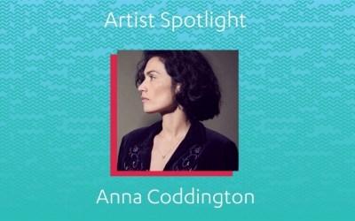 Artist Spotlight with Anna Coddington